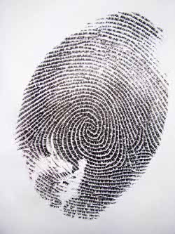 The Pianistic Fingerprint - an artistic impression by Vera Scepanovic